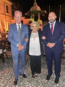 Camisasca - Pesce - Sindaco Lorenzo Maria Vigo