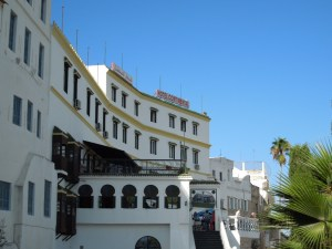 Hotel Continental, Tangier, Morocco