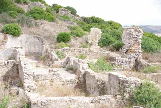 Roman Public Baths and Poseidon Mosaic - Lixus - Asilah Info