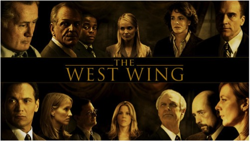"""The West Wing"" and renewable energy"