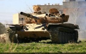 عقب ساعات من إعلان المعركة ... جيش الإسلام يتقدم في شرق دمشق