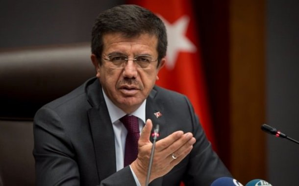 وزير الاقتصاد التركي: أرسلنا ما يقارب 90 طائرة محملة بالمواد الغذائية إلى قطر