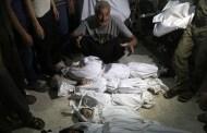 طيران الأسد يخرق الهدنة في الغوطة ويرتكب مجزرة