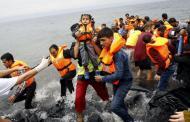 تركيا توقف 100 لاجئ سوري حاولوا العبور نحو اليونان