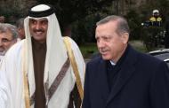 جولة ثلاثية لأمير قطر هي الأولى منذ بدء الأزمة الخليجية