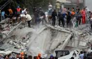 زلزال قوي بالمكسيك يودي بـ 248 قتيلاً في حصيلة أولية