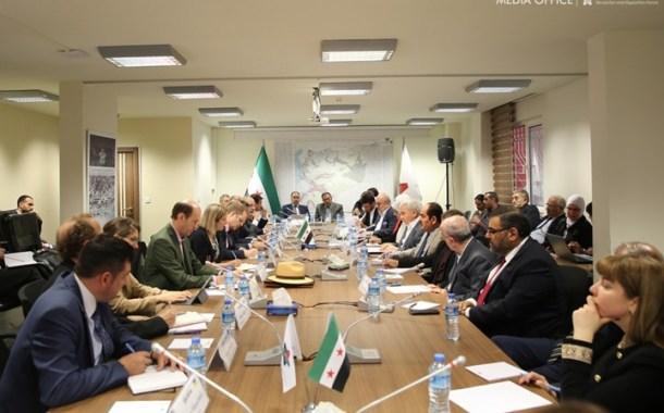 الائتلاف السوري يطالب مجلس الأمن بمحاسبة نظام الأسد