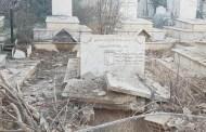 المعارضة السورية: نظام الأسد يقوم بنبش مدافن مسيحية في حرستا