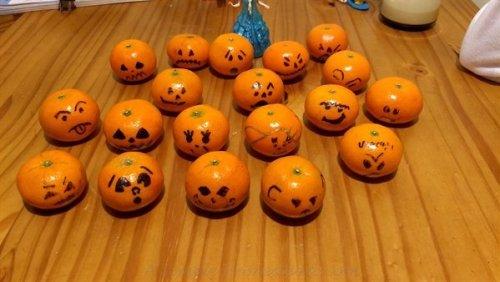 clementine pumpkins - ASimpleHomestead.com