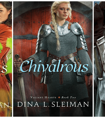 From Bethany House Publishers Katniss Everdeen and Tris Prior, prepare to meet your historical counterparts!