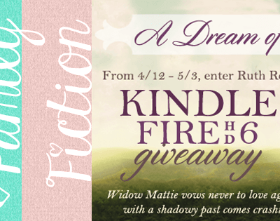Ruth Reid's 'A Dream of Miracles' Blog Tour, Giveaway, and Facebook Party