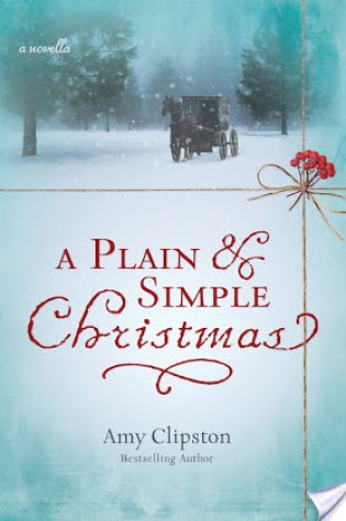 A Plain and Simple Christmas|Book Review