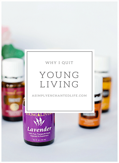 Why I Quit Young Living Essential Oils|Aromatherapy