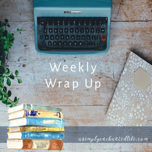 Weekly Reading Wrap Up