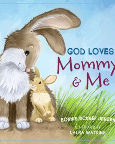 God Loves Mommy and Me|Book Review