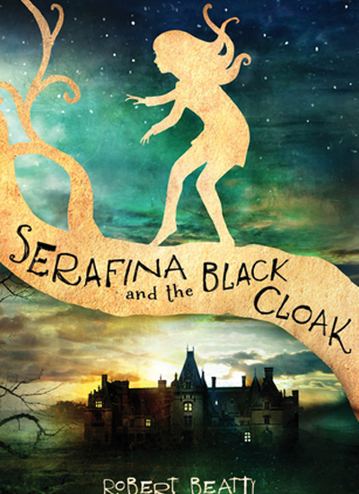Serafina and the Black Cloak|Book Review