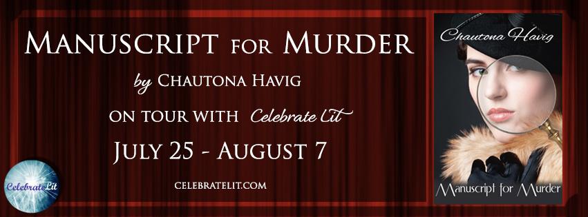 Manuscript for Murder|Book Review