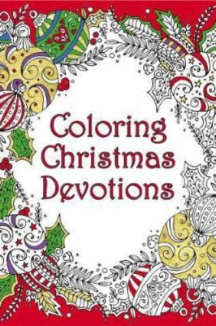 Coloring Christmas Devotions|Book Review