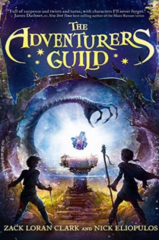 The Adventurers Guild|Book Review