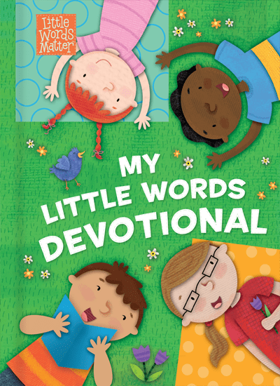 My Little Words Devotional|Book Review