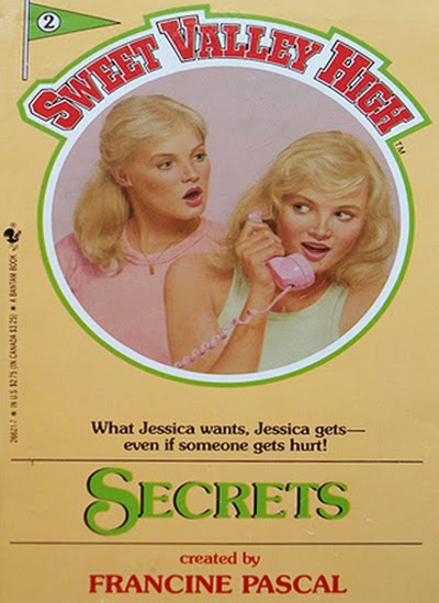 #TBB SVH:Secrets|Book Review