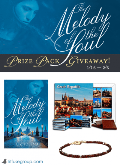 The Melody of the Soul Giveaway and Facebook Live