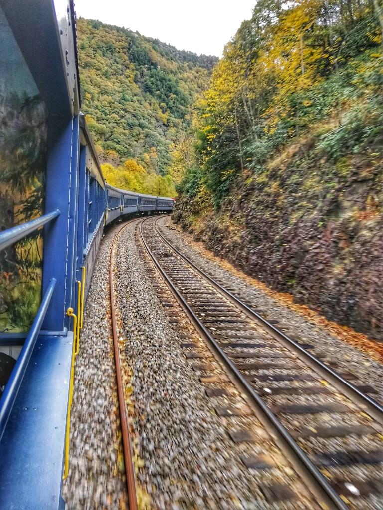 lehigh gorge scenic railway Fall Foliage