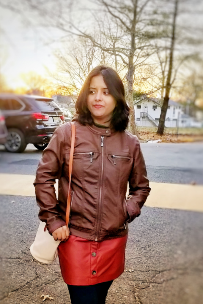 Leather jacket: coats every woman should own