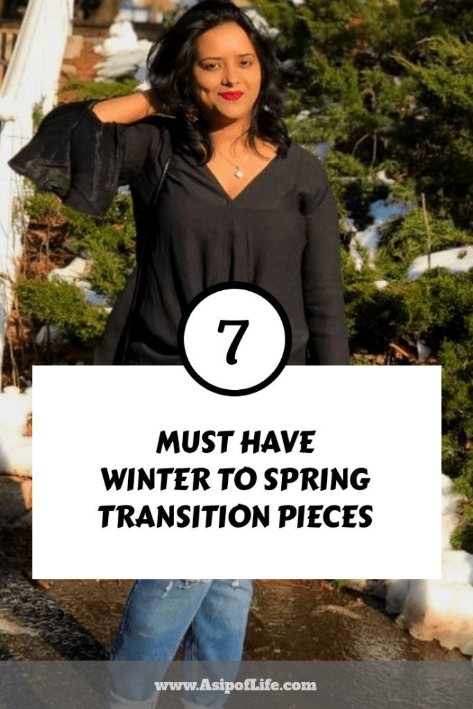 Winter to Spring Outfits