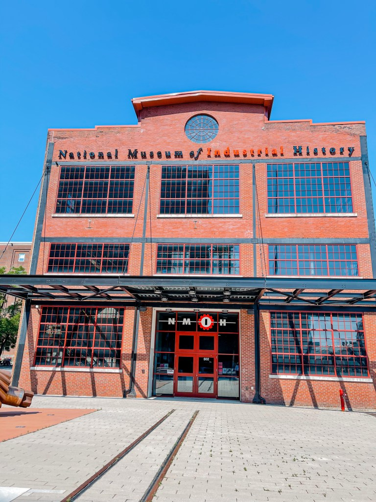 National Museum of Industrial history- Bethlehem PA