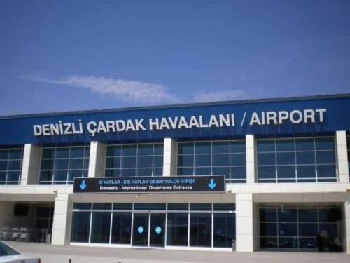Denizli Çardak Havaalanı