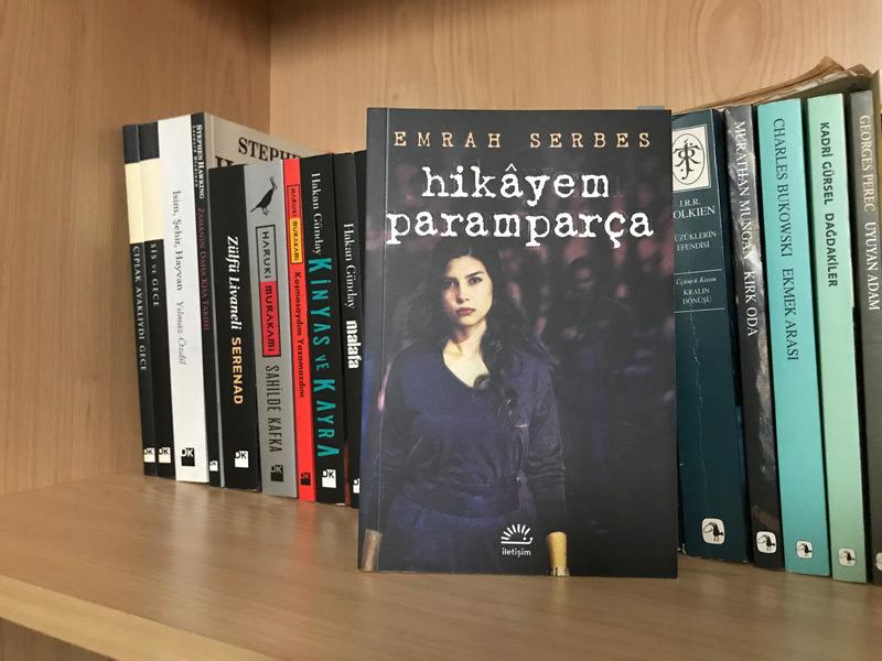 Emrah Serbes - Hikayem Paramparça