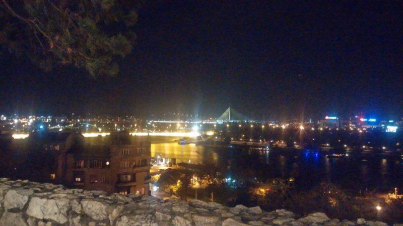 Kalemegdan Gece