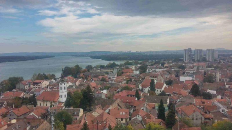 Zemun'dan Belgrad