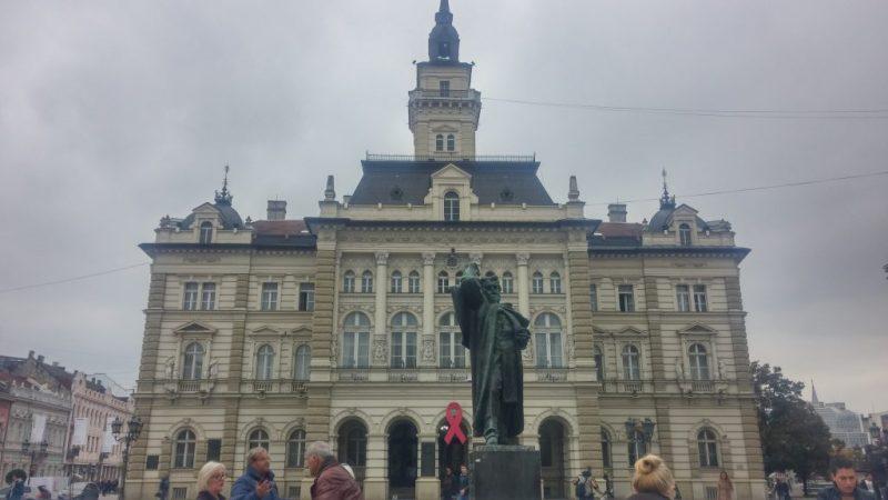 Belediye Binası Novi Sad