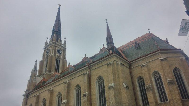 St. Mary Kilisesi Novi Sad