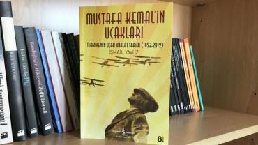İsmail Yavuz - Mustafa Kemal'in Uçakları kapak