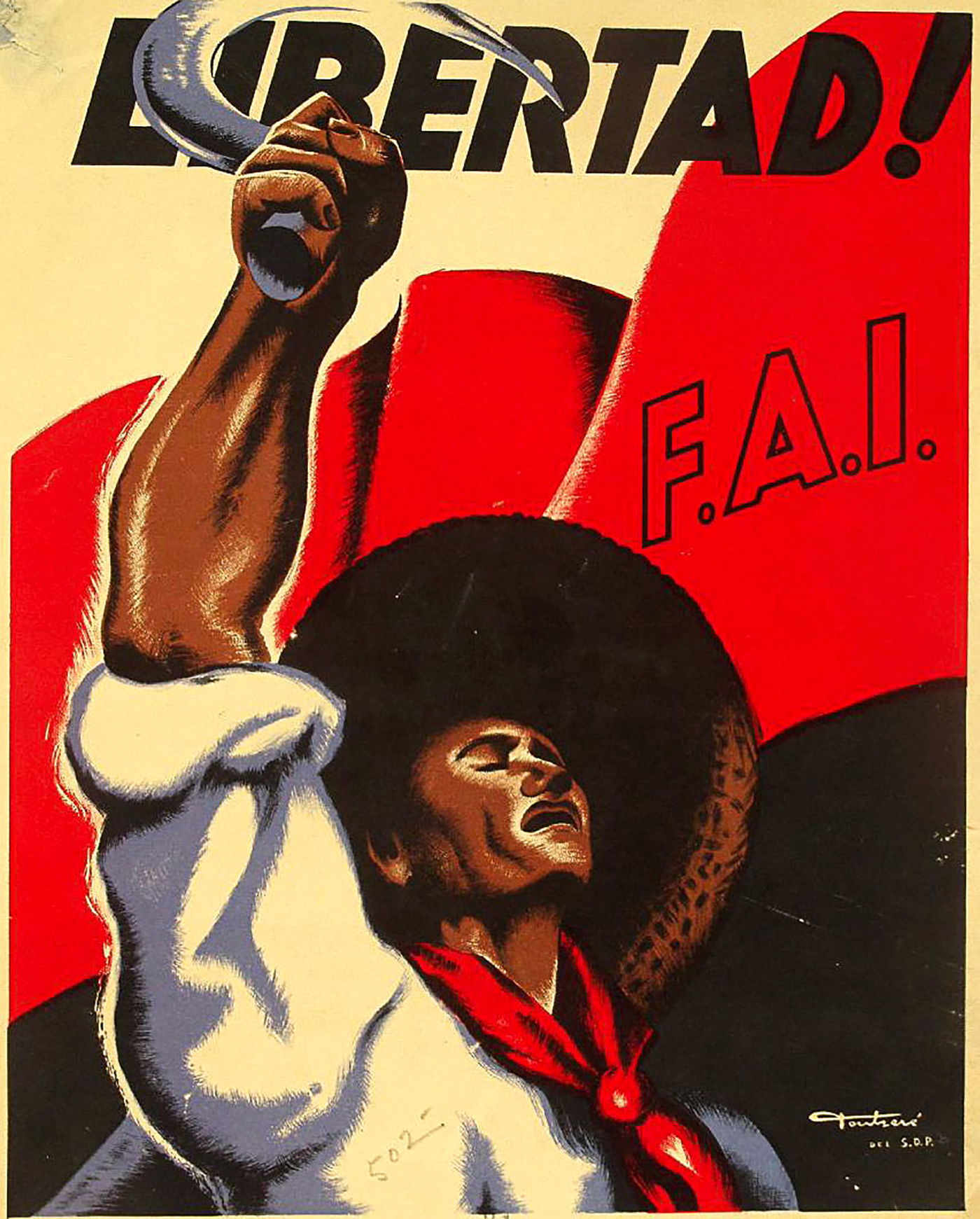 Asisbiz Spanish Civil War Artwork Political Posters