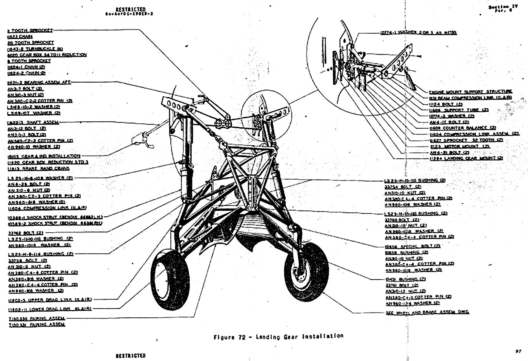 Asisbiz Wildcat Landing Gear 0b