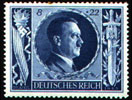 Stamp Adolf Hitler