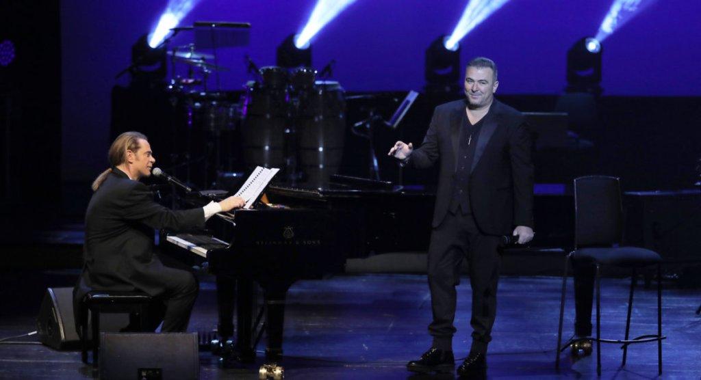 Αντώνης Ρέμος και Στέφανος Κορκολής: Συναυλία για τα παιδιά της «Στοργής»