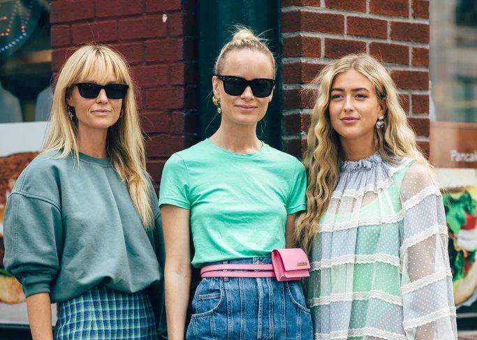 5 τέλεια καθημερινά χτενίσματα βγαλμένα από το street style της Νέας Υόρκης