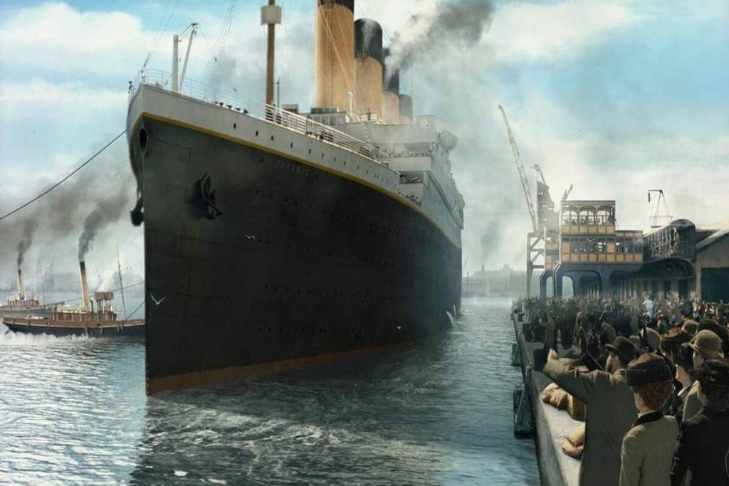«Τιτανικός»: Όταν το θαύμα της ναυπηγικής βυθίζεται