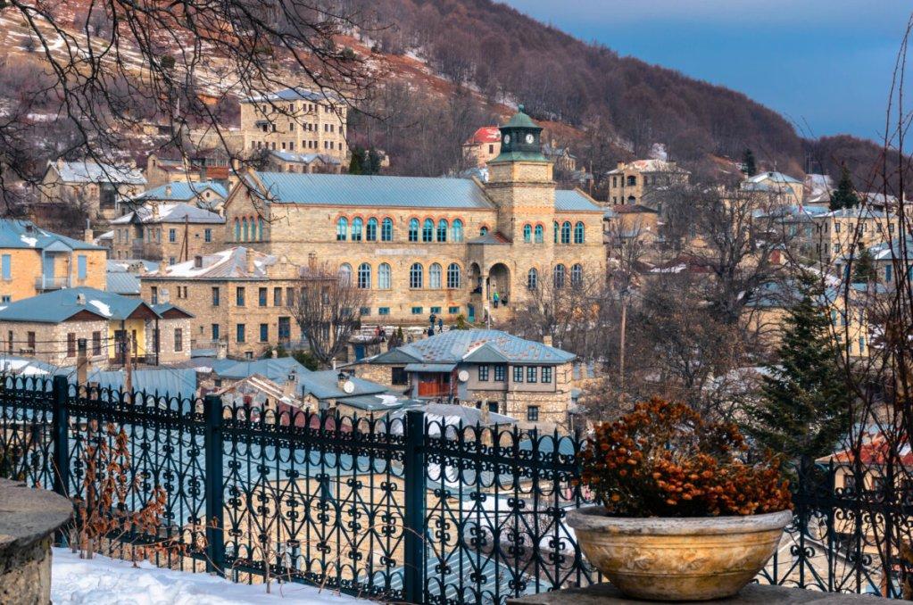 Νυμφαίο, ο παραμυθένιος οικισμός της Μακεδονίας