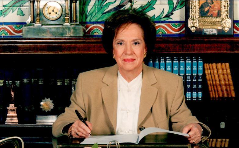 Άννα Ψαρούδα Μπενάκη: «Ο ανταγωνισμός στην πολιτική είναι σκληρός κι άνισος απέναντι στις γυναίκες»