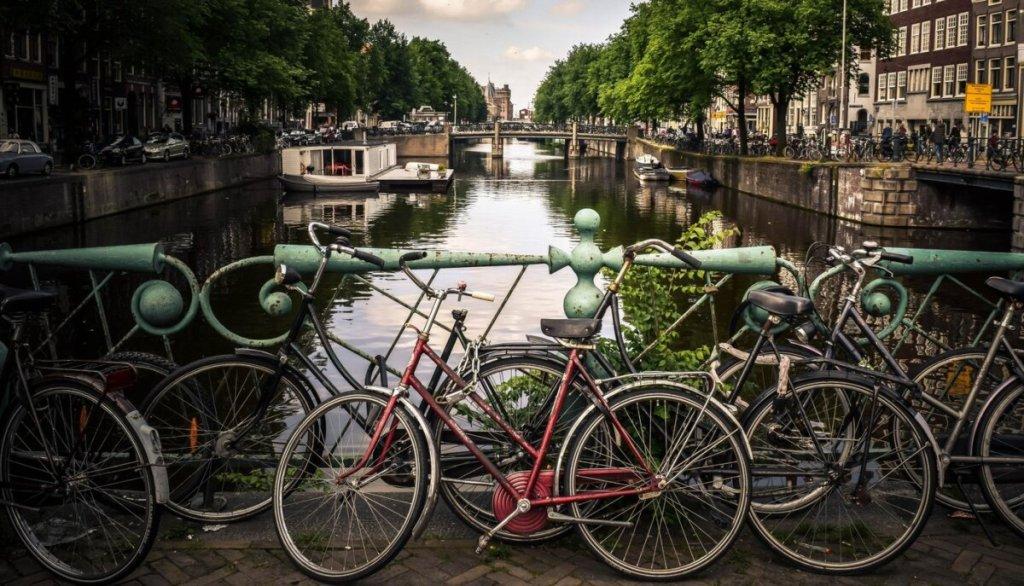 Το πρώτο ποδήλατο εμφανίστηκε στους δρόμους του Μανχάιμ, πριν από 204 χρόνια
