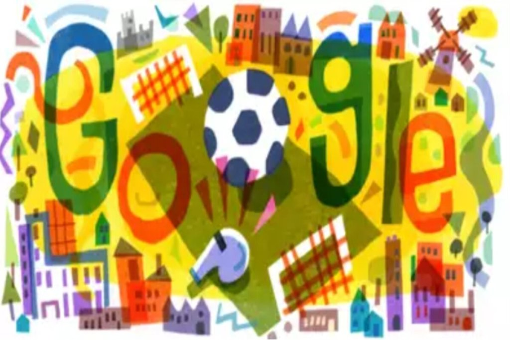 UEFA EURO 2020 – Google Doodle: Αφιερωμένο στην έναρξη του πρωταθλήματος