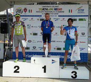 cestaro fabio bronzo M3 triathlon medio lovere 220516