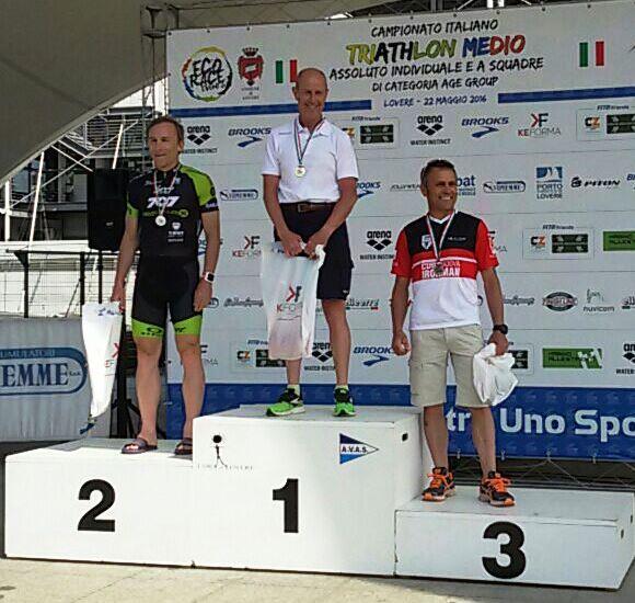 Oro e bronzo nel ci medio a lovere bs asi triathlon for Acque pure italia recensioni