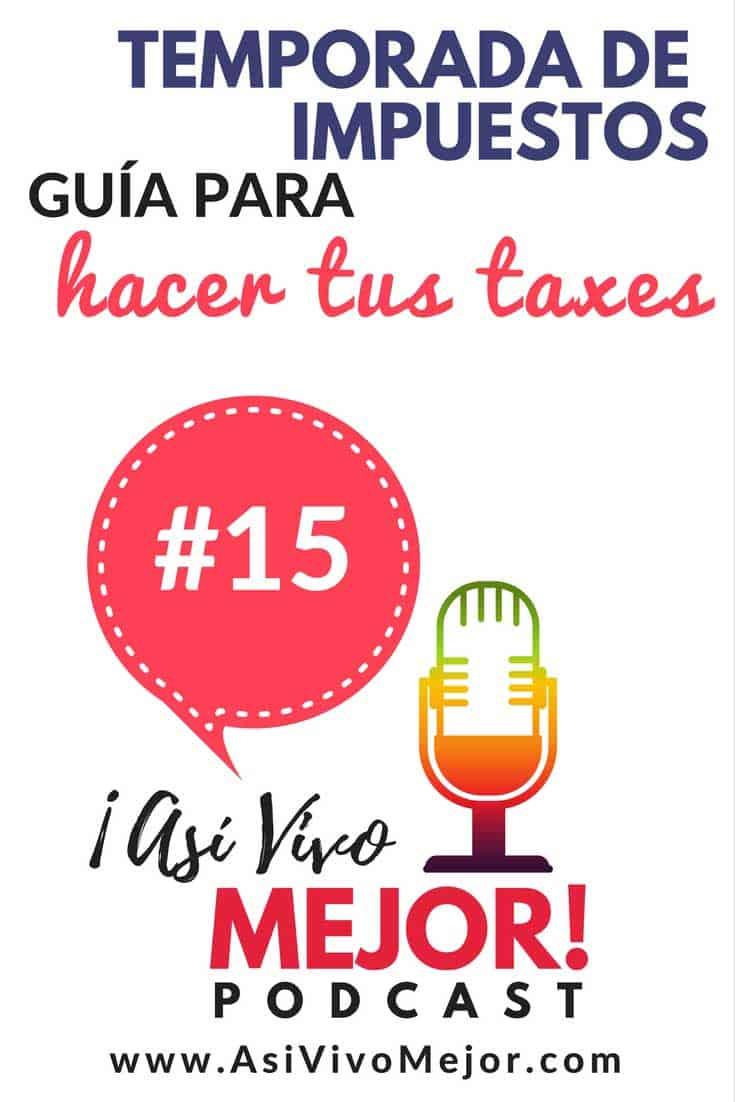 Cómo elegir a un preparador de impuestos legítimo , dónde recibir ayuda gratis para hacer tus taxes, y más información del IRS. Entrevista con Irma Treviño, portavoz del IRS. #IRS #TAXES #podcast #espanol #asivivomejor #finanzaspersonales #latinos #hispanos